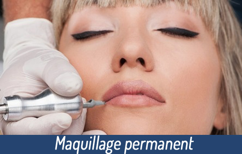 maquillage permanent  institut de beauté Avanti SPA la Prairie